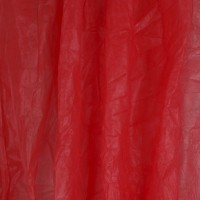 Decoration fabric, background, red, 3x6m, soft, thin