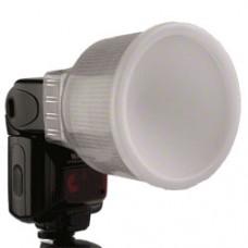 Difuzor za bliskavico Sony F56AM,  Nikon SB-26, SB-27, SB-28, 5 delni (W-15284)