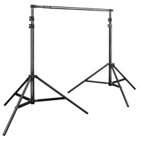 walimex pro TELE Background System, 120-307cm
