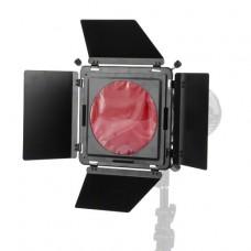 Set za usmerjanje svetlobe (satovje, vratca, filtri)