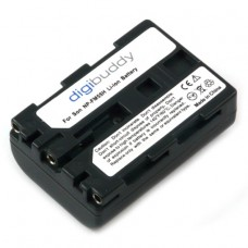 NP-FM55H/NP-QM51 Li-Ion Battery for Sony, 1700mAh