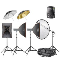 Studijski set Walimex pro VC Performer 4/4/3 3SB2RS