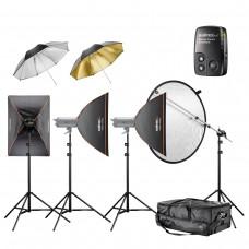 Studijski set Walimex pro VC Performer 6/5/5 3SB2RS (W-20710)