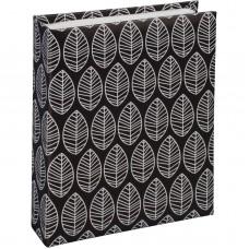 Foto album za slike Hama La Fleur Mini black, 10x15 cm, za 40 fotografij, 2229