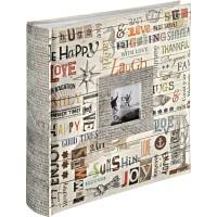 Foto album za slike Hama Laugh, za 200 fotografij 10x15cm Slip-In Album 2465
