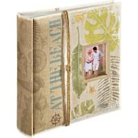 Foto album za slike Hama Leaves, za 200 fotografij, 10x15 cm, Insertible/Memo Album, 2466