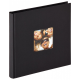 Foto album za slike Walther Fun black 18x18 cm, 30 strani, FA199B