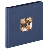 Foto album za slike Walther Fun blue 18x18 cm, 30 strani, FA199L