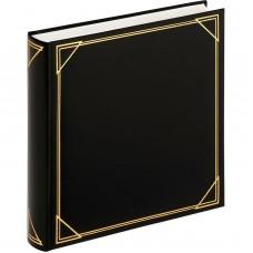 Foto album za slike Walther Standard black, 30x30 cm, 100 belih strani, MX200B (D-222672)