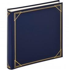 Foto album za slike Walther Standard blue, 30x30 cm, 100 belih strani, MX200L (D-222679)