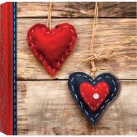 Foto album za slike ZEP Valentine C, 30 strani, 24x24 cm, Pergamin Album TVC242430
