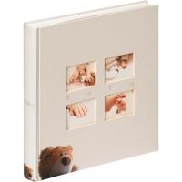 Otroški foto album za slike Walther Classic Bear 28x30,5 60 Pages Baby Buch UK273