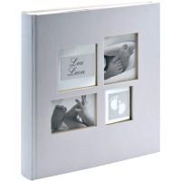 Otroški foto album za slike Walther Little Foot 28x30,5 60 pages Baby UK172
