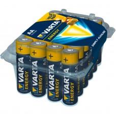 1x24 Varta Energy alkalna baterija Mignon AA LR 06 Promotion Box (D-118722)