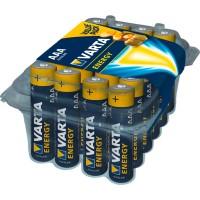 1x24 Varta Energy baterije Micro AAA LR 3 Promotion Box