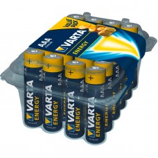 1x24 Varta Energy baterije Micro AAA LR 3 Promotion Box (D-118708)