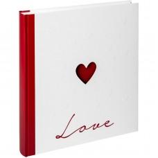 Poročni foto album za slike Walther Love 28x30,5 50 white Pages Wedding UH159 (D-463556)