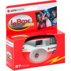 AgfaPhoto LeBox ISO 400 Flash kamera s filmom za enkratno uporabo