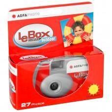AgfaPhoto LeBox ISO 400 Outdoor kamera s filmom za enkratno uporabo