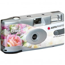AgfaPhoto LeBox Wedding aparat s filmom