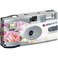 AgfaPhoto LeBox Wedding aparat s filmom za enkratno uporabo