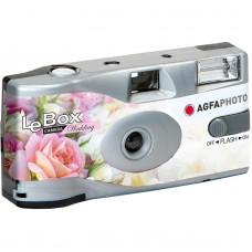 AgfaPhoto LeBox Wedding aparat s filmom za enkratno uporabo (D-427730)