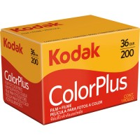 Barvni negativ film Kodak Color plus 200 135/36