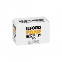 Film Ilford Pan F plus 135/36, črno beli negativ film