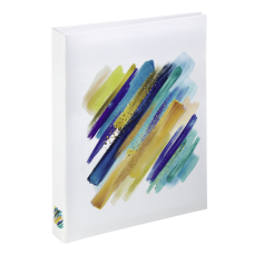 Photo Album Hama Brushstroke blue, 10x15 cm 100 Photos, Minimax, 2741