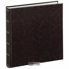 Photo Album Hama Jumbo Birmingham 30x30 400 Photos 10x15 brown 1755