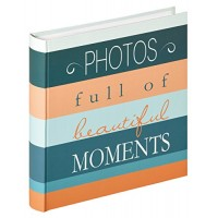 Photo Album Walther MOMENTS 30x30, 100 Pages Bookbound