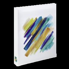 Foto album za slike Hama Brushstroke blue, 10x15 cm 100 fotografij, Minimax, 2741
