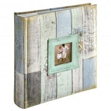 Foto album za slike Hama Cottage blue, za 200 fotografij 10x15cm Slip-In Album 2453 (D-350625)