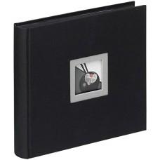 Foto album za slike Walther Black & White za fotografije 10x15 cm, 60 fotografij, Slip-In (D-ME209)