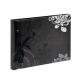 Photo Album Walther Grindy black 23,5x16cm, 40 black Pages Buch FA200B