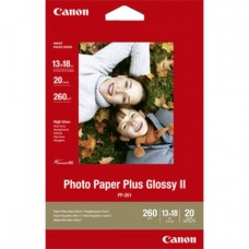 Canon PP-201 10x15 cm, 50 Sheet Photo Paper Plus Glossy II 275 g