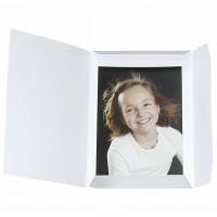 Mapa, vložna, Portrait folder Sprint-Line za fotografije 20x30 cm, bela