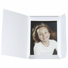 Mapa, vložna, Portrait folder Sprint-Line za fotografije 13x18 cm, bela