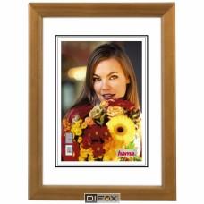 Okvir za fotografije Hama Bella nut 10x15 Wooden Frame 31653
