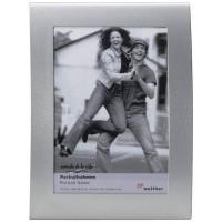 Okvir za fotografije Walther Basixx TP silver 13x18 cm Metal Portrait, TP318S