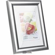 Okvir za fotografije Walther Trendstyle silver 10x15 Resin KP015S (D-887836)