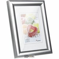 Photo frame Walther Trendstyle silver 10x15 Resin KP015S