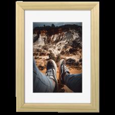 Okvir za slike Hama Bella nature 10x15cm Wooden Frame 31648 (D-736302)