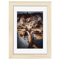 Okvir za slike Hama Bella white 10x15cm Wood 31692