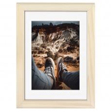 Okvir za slike Hama Bella white 10x15cm Wood 31692 (D-736323)