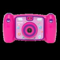 Otroški digitalni fotoaparat Denver KCA-1310 pink