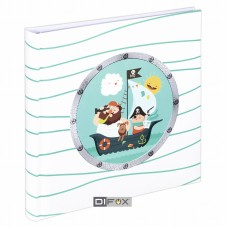 Childrens Photo Album Hama Pirate 25x25cm, 50 pages, 2701