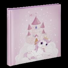Otroški foto album za slike Hama Joana Bookbound 25x25cm, 50 belih strani, Kids Album, 2368 (D-290271)