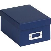 Škatla za shranjevanje fotografij Walther Fotobox Fun blue za 700 fotografij 10x15cm, FB115L
