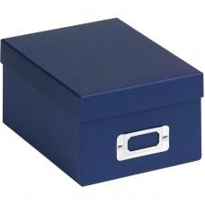 Škatla za shranjevanje fotografij Walther Fotobox Fun blue za 700 fotografij 10x15cm, FB115L (D-566624)